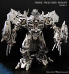 Movie Leader Megatron Repaint by timshinn73