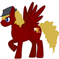 Griffin, standard pose by theaceofspadez