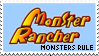 Monster Rancher stamp by Freezair