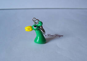 1st Minish Cap Charm Legend of Zelda Handmade OOAK by TorresDesigns
