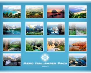 Aero Wallpaper Pack v12 by sreeejith