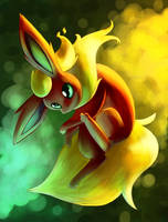 Flareon by Togechu
