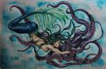 Octolove by NicoleHansche