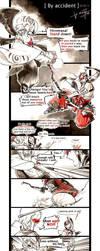 By accident - Otengu and Hiromasa by koch43