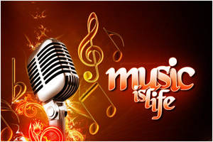 Music is Life by Piccadillyxo