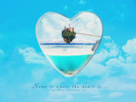 Home Is Where The Heart Is... by Piccadillyxo