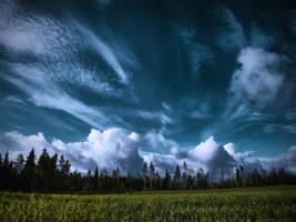 Storm by FinJambo
