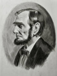 Long Portrait: Lincoln Model Profile by SeaQuenchal