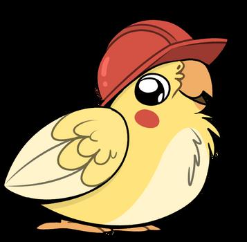 bird work ahead by PiemationsArt