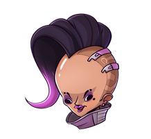 Big Brain Sombra by PiemationsArt