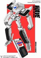 Autobot Wave by StarDragon77