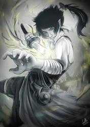 Sword of the Soul by Taka-Katsura