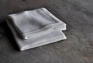 Marble Handkerchief by jiyuseki