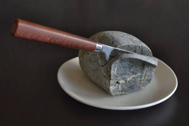 Delicious stone by jiyuseki