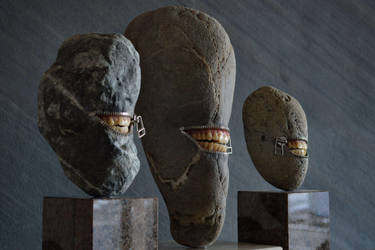 Various faces by jiyuseki