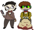 The Grave Robbers {AT} by Distressed-Pigeon