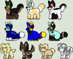 Collab Adopt Doggos  {Open} by Distressed-Pigeon
