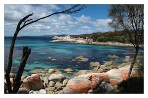 Tasmania: bay of fire by roazhen