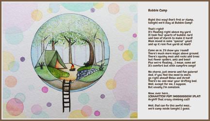 Bubble Camp by C1nderellaMan