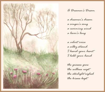 A Dreamer's Dream by C1nderellaMan