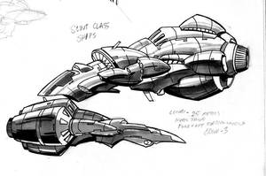 Scout ships by ShawnAtkinson