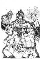 Demon Chronicles by ShawnAtkinson