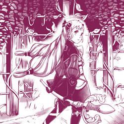 [Fire Emblem Fates] Elise by darlingGrim