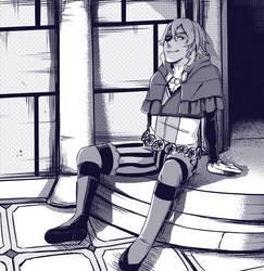 [Fire Emblem Fates] Niles :D by darlingGrim