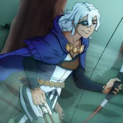 [Fire Emblem Fates] Niles by darlingGrim