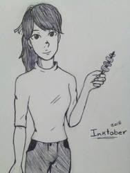 Inktober2018 roasted by Porkerfer