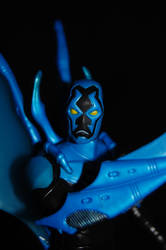 DCUC Jaime Reyes Blue Beetle by JohnnyCorduroy