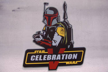 Star Wars Celebration V Logo by JohnnyCorduroy