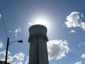 Water Tower Nimbus by nemryn