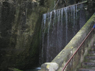 Her Majesty's Waterfall by nemryn