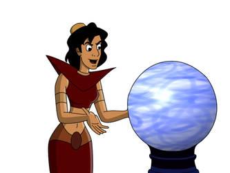 Secrets of the Crystal Ball by nemryn