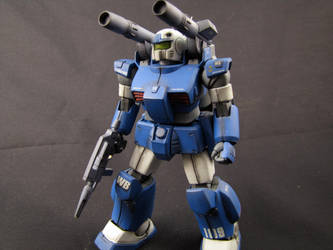 Guncannon Heavy Arms Type by clem-master-janitor