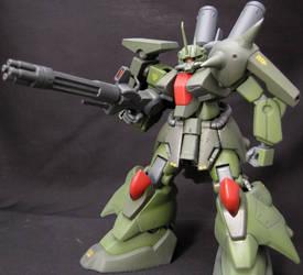 AMX-011S Zaku III Custom by clem-master-janitor