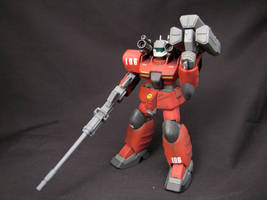 RX-77D Mass Production Guncannon by clem-master-janitor