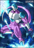 -DBM- King Cold can impress after all by DBZwarrior