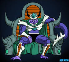 Lord Chilled -Hanasia fanfic- by DBZwarrior