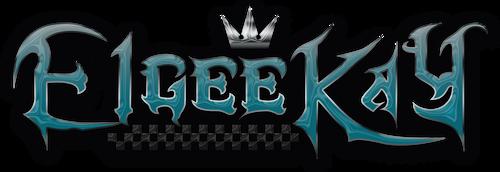 A logo in Style of Kingdom Hearts by elgeekay