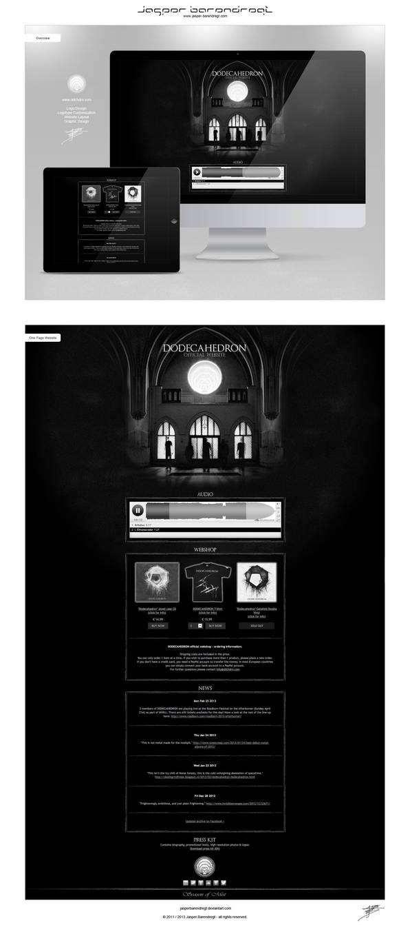 ddchdrn.com WEBSITE DESIGN by JasperBarendregt