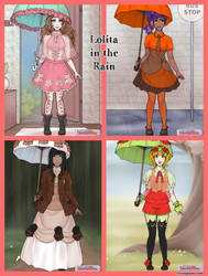 Lolita in the Rain by DressUpGamescom