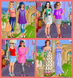 Travel Buddies dress-up game by DressUpGamescom