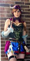 Steampunk Anna2 by KawaiiHero91