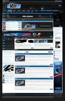 oVaroo Screendesign 1.0 by jN89