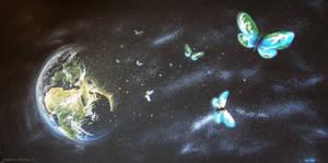 Goodbye Earth by friedinsanity