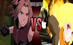 Kaguya Otsutsuki Vs Ragyo Kiryuin The Battle By Hakuxtemari On
