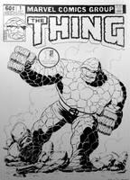 The Thing!! by frankdawsonjr