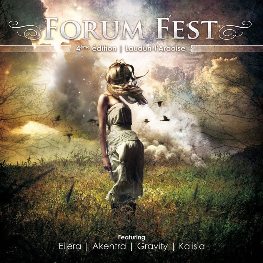Forum Fest IV by Paulusk